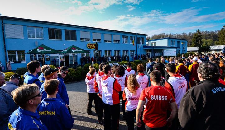 V Plzni v Lobzích se konají mezinárodní střelecké závody