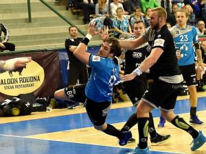 Házenkáři Plzně po rozstřelu porazili Karvinou a získali titul