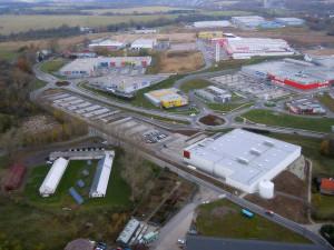 CPI má u hranic na Tachovsku vybudovat velkou průmyslovou zónu