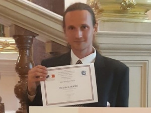 Vědec z plzeňské filozofické fakulty má cenu francouzské ambasády