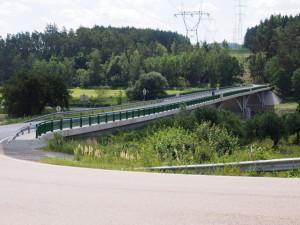 Dolanský most byl slavnostně uveden do provozu