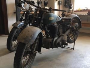 Muzeum veteránů v Nepomuku rozšířilo expozici o motokola a mopedy