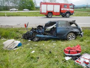 V Plzeňském kraji se stalo o prázdninách nehod, zemřelo sedm lidí