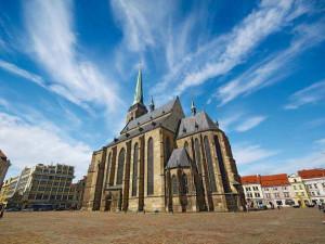 Plzeň přispěje na opravu katedrály sv. Bartoloměje čtvrt milionu