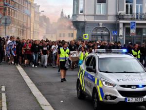 Na nedělní fotbal Plzeň - Sparta budou dohlížet desítky policistů