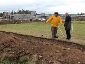 Archeologové ze Západočeské univerzity v Plzni odkryli v Letech části romského koncetračního tábora