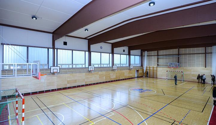 Plzeň nadále vylepšuje Krašovská Aktivity centrum, opravila i sportovní halu
