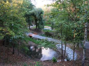 Lobezský park získal ocenění v soutěži Stavba roku