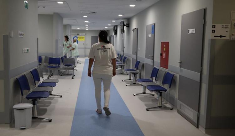 Fakultní nemocnice v Plzni má projektanta chirurgie za dvě miliardy