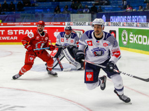 Plzeň prohrála v úvodním osmifinále LM doma s Lausanne 1:2
