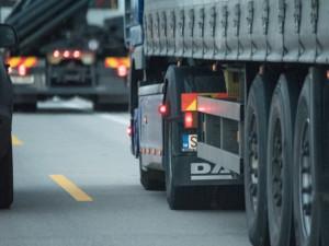 Všeruby u německých hranic chtějí omezit tranzit kamionů