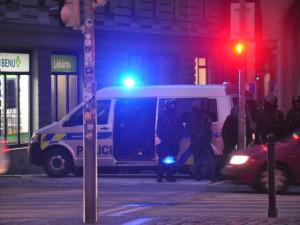 Policie v Plzni řešila dva konflikty fanoušků ČR a Kosova