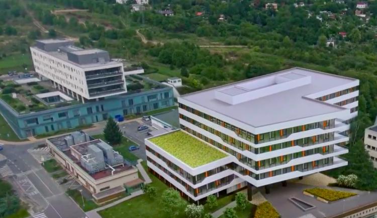Fakultní nemocnice v Plzni bude po roce 2025 celá na Lochotíně