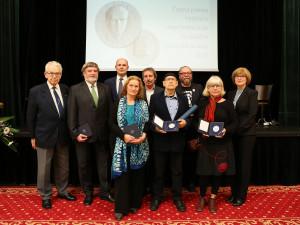 Plzeňský hejtman ocenil osm lidí za odvážné občanské postoje