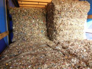 Nelegální odpad zadržený v Plzeňském kraji, putoval do Německa