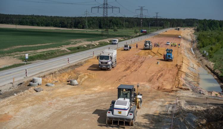 ŘSD zahájí za Plzní stavbu šestikilometrového obchvatu za 1,2 miliardy