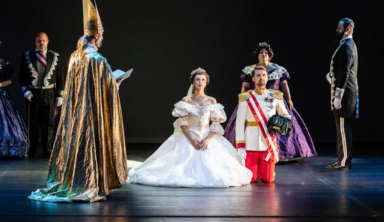 Divadlo v Plzni uvede českou premiéru muzikálu Elizabeth