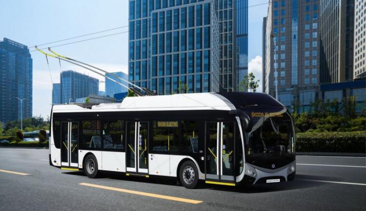 Škoda Electric vybaví a odzkouší 10 trolejbusů pro norský Bergen
