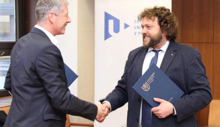 Západočeská univerzita uzavřela smlouvu s BMW