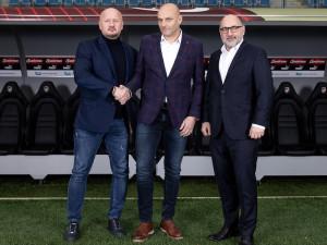 Fotbalisty Plzně povede po Vrbovi slovenský trenér Guľa