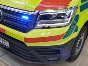 Záchranáři v Plzeňském kraji měli v noci čtyři desítky výjezdů