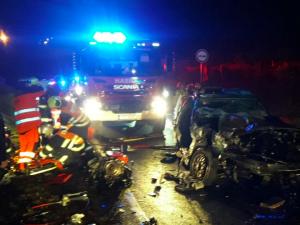 Při nehodě na Plzeňsku se zranilo osm lidí včetně dvou dětí