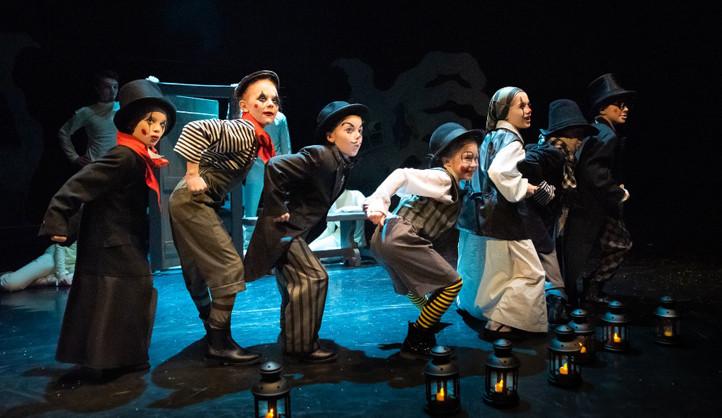 Tylovo divadlo v Plzni uvedlo balet pro děti Sněhurka