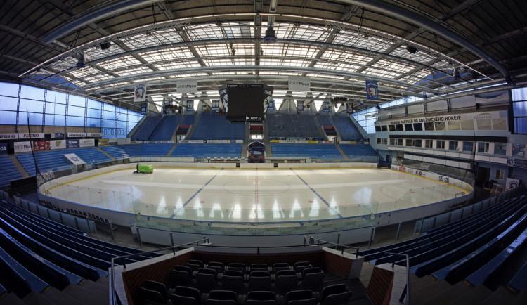 Sedmdesátiletý zimní stadion v Plzni prochází modernizací