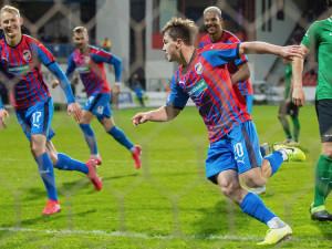 Plzeň doma deklasovala Příbram 4:0, Bucha nastřílel hattrick