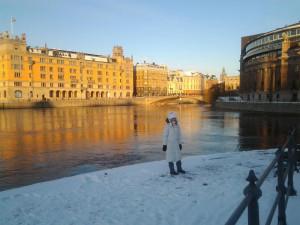 Přístup švédské vlády nás hodně znepokojuje, říká rodačka z Jihlavska, která bydlí ve Stockholmu