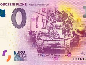 Sběratelé si přijdou na své. Plzeň vydává pamětní bankovky k výročí osvobození
