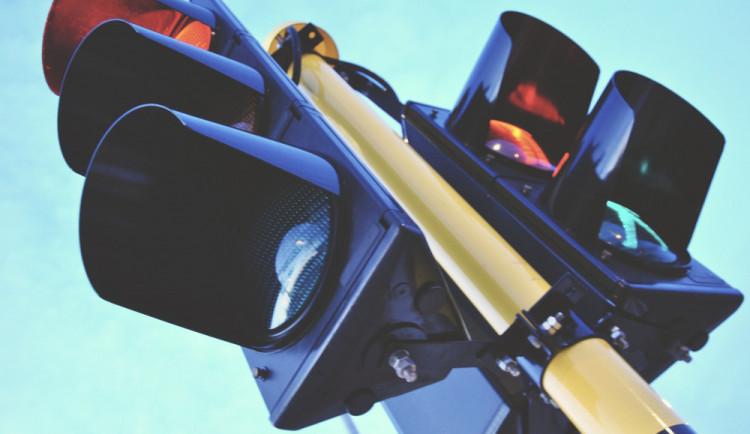 Další den a další semafor mimo provoz. V pořadí již třetí