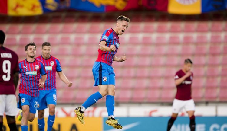 Skvělý výkon! Ve šlágru kola zdolala FC Viktoria Plzeň pražskou Spartu 2:1