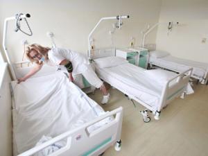 Konečně i Nemocnice Svatá Anna má všechna lůžka elektricky polohovatelná