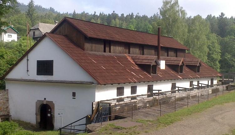 Vodní hamr v Dobřívě má po rekonsrukci, veřejnosti se otevře 9.června