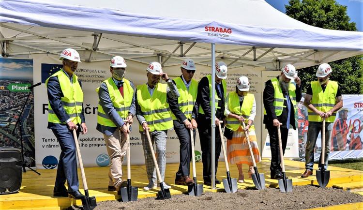 Začíná stavba obří retenční nádrže na Vinicích, pojme až 6000 kubíků vody