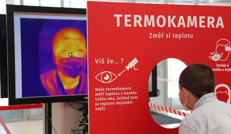 Techmanie je opět v provozu, návštěvníky ohlídá termovize