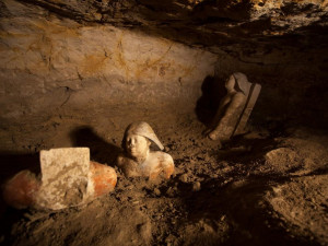 Originální výstava západočeského muzea prezentuje 100 let české egyptologie