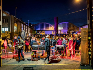 Koncerty zdarma nebo gastro večery. DEPO2015 nabízí na léto celou řadu akcí
