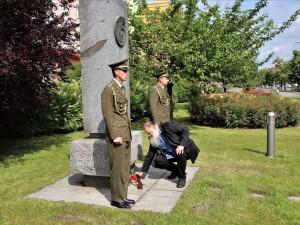 Plzeň uctila památku popraveného armádního generála Heliodora Píky