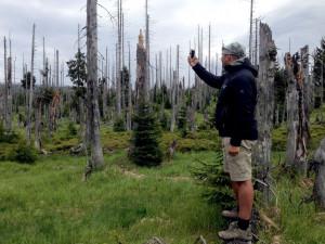 Vypravte se do šumavské divočiny s průvodcem a poznejte její skrytou krásu