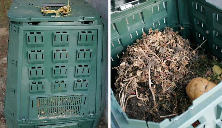 Domácí kompostéry jsou hit, zájem o ně mají stovky lidí