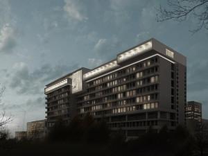 Obláček nad Plzní od architektky Jiřičné bude! Vláda schválila výjimku umožňující stavbu