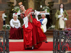 Divadla, koncerty i ohňostroje. Letní barokní slavnosti jsou zpět