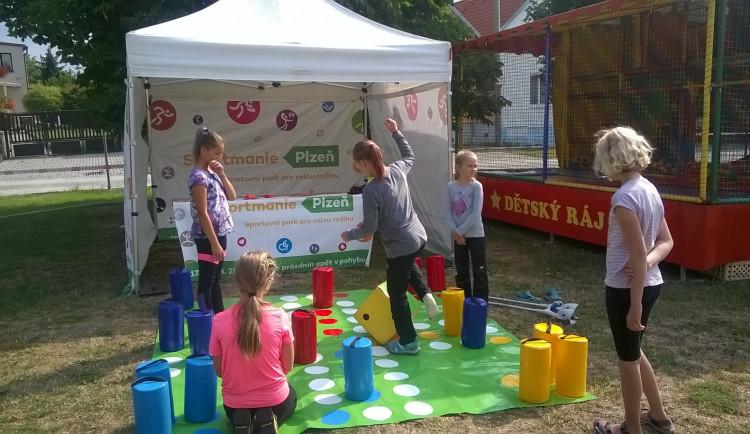 Plzeňská Sportmanie se o víkendu představí hned na třech akcích