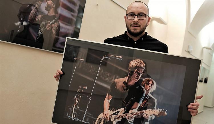 (NE)OBYČEJNÍ: Milan Říský si mezi fotografováním nejslavnějších rockových hvězd zaskočil do Černobylu