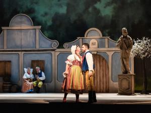 Sezónu Divadla J. K. Tyla v Plzni zahájí Prodaná nevěsta