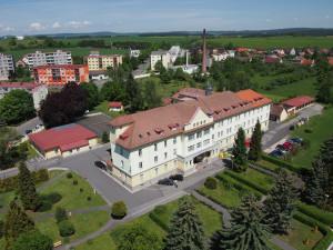 Dvacet lidí nakažených koronavirem je v nemocnici následné péče Horažďovice