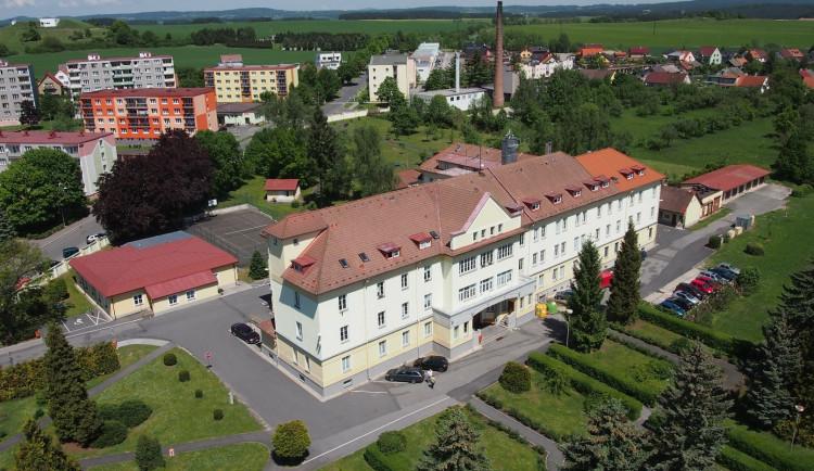 Nákazou covid-19 onemocnělo v Nemocnici Horažďovice už 40 osob