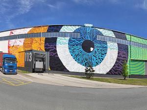 Nejlepší graffiti umělci vyzdobí v Plzni deset objektů při street art festivalu WALLZ